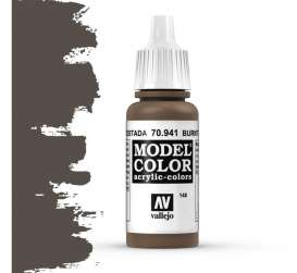 Paint Accessoires - dark brown - Vallejo - val70941 - val70941 | Toms Modelautos