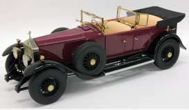Rolls Royce  - burgundy red - 1:18 - Kyosho - 8931r - kyo8931r | Toms Modelautos
