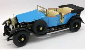 Rolls Royce  - light blue - 1:18 - Kyosho - 8931lb - kyo8931lb | Toms Modelautos