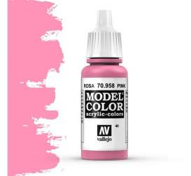 Paint Accessoires - pink - Vallejo - val70958 - val70958 | Toms Modelautos