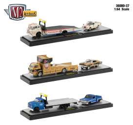 Assortment/ Mix  - Various - 1:64 - M2 Machines - 36000-37 - m2-36000-37 | Toms Modelautos