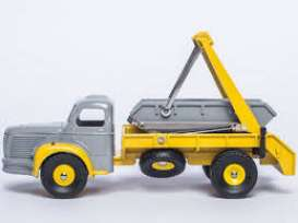 Berliet  - Multibenne yellow/grey - 1:43 - Magazine Models - DT2576060 - magDT2576060 | Toms Modelautos