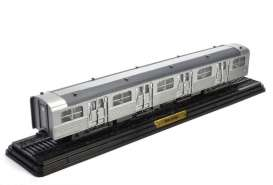 Trains  - 1953 grey - 1:87 - Magazine Models - 2434008 - magTRA2434008 | Toms Modelautos