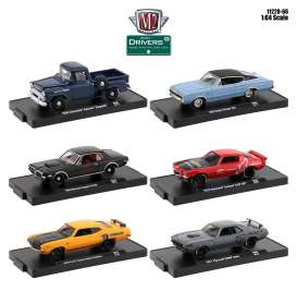 Assortment/ Mix  - various - 1:64 - M2 Machines - 11228-66 - M2-11228-66 | Toms Modelautos