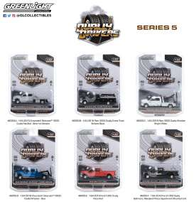 Assortment/ Mix  - various - 1:64 - GreenLight - 46050 - gl46050 | Toms Modelautos