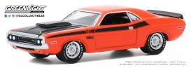 Dodge  - Challenger 1970 orange - 1:64 - GreenLight - 28040B - gl28040B | Toms Modelautos