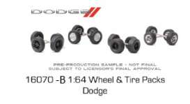 Wheels & tires Rims & tires - 1:64 - GreenLight - 16070B - gl16070B | Toms Modelautos