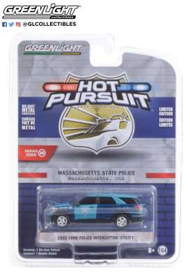 Ford  - 2020 blue - 1:64 - GreenLight - 42930F - gl42930F | Toms Modelautos