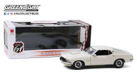 Ford  - Mustang 1961  - 1:18 - Highway 61 - hwy18018 - hwy18018 | Toms Modelautos