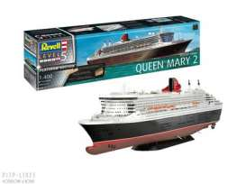 Boats  - Queen Mary 2  - 1:400 - Revell - Germany - 05199 - revell05199 | Toms Modelautos