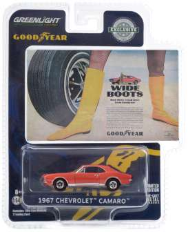 Chevrolet  - Camaro 1967  - 1:64 - GreenLight - 30195 - gl30195 | Toms Modelautos