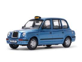 London TX Taxi Cab  - 1998 blue - 1:43 - Vitesse SunStar - 10208 - vss10208 | Toms Modelautos