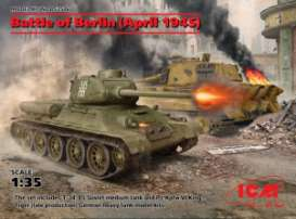 Military Vehicles  - 1:35 - ICM - DS3506 - icmDS3506 | Toms Modelautos