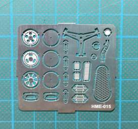 Accessoires  - 1:24 - Highlight Model Studio - 015 - HME015 | Toms Modelautos