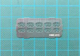 Accessoires  - 1:24 - Highlight Model Studio - 013 - HME013 | Toms Modelautos