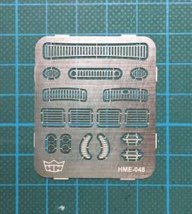 Accessoires  - 1:24 - Highlight Model Studio - 048 - HME048 | Toms Modelautos