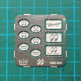 Accessoires  - 1:24 - Highlight Model Studio - 055 - HME055 | Toms Modelautos