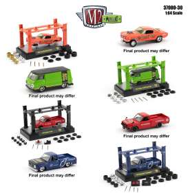 Assortment/ Mix  - various - 1:64 - M2 Machines - 37000-30 - M2-37000-30 | Toms Modelautos