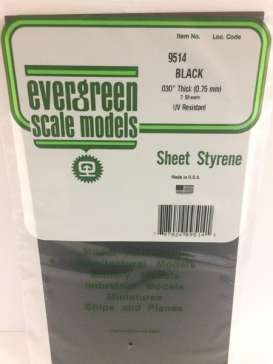 Scalemodeling supplies Accessoires - Evergreen - EVR9514 | Toms Modelautos