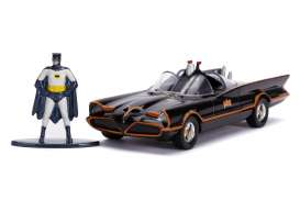 Batman  - *Classic TV Series* 1966 black/red - 1:32 - Jada Toys - 31703 - jada31703 | Toms Modelautos