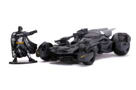 Batman  - Justice League Batmobile black - 1:32 - Jada Toys - 31706 - jada31706 | Toms Modelautos