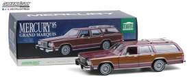 Mercury  - Grand 1985 burgundy - 1:18 - GreenLight - 19093 - gl19093 | Toms Modelautos