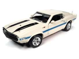 Shelby  - GT-500 1970 white - 1:18 - Auto World - AMM1229 - AMM1229 | Toms Modelautos