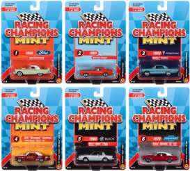 Assortment/ Mix  - various - 1:64 - Racing Champions - RC012 - RC012 | Tom's Modelauto's