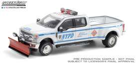 Ford  - F-350 2019  - 1:64 - GreenLight - 30216 - gl30216 | Toms Modelautos