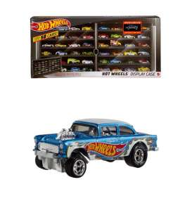 diorama Accessoires - 2018 black/transparant - 1:64 - Hotwheels - GND88 - hwmvGND88 | Toms Modelautos