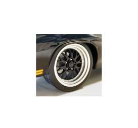Wheels & tires Rims & tires - Street Fighter Pro Touring chrome/black - 1:18 - Acme Diecast - 1805517W - acme1805517W | Toms Modelautos