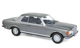 Mercedes Benz  - 280 CE 1980 anthracite - 1:18 - Norev - 183703 - nor183703 | Toms Modelautos