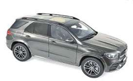 Mercedes Benz  - GLE 2019 grey - 1:18 - Norev - 183746 - nor183746 | Toms Modelautos