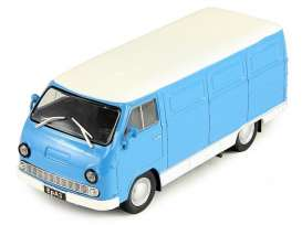 Russian Cars  - blue/white - 1:43 - Magazine Models - magrus102 | Toms Modelautos