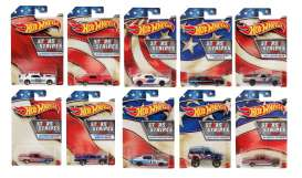 Assortment/ Mix  - various - 1:64 - Hotwheels - GJW93 - hwmvGJW63-979B | Toms Modelautos