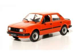 Skoda  - 120 LS red-orange - 1:43 - Magazine Models - magrus153 | Toms Modelautos