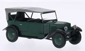 Russian Cars  - green - 1:43 - Magazine Models - magrus099 | Toms Modelautos