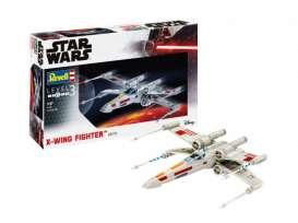 Star Wars  - X-Wing Fighter  - 1:57 - Revell - Germany - 06779 - revell06779 | Toms Modelautos