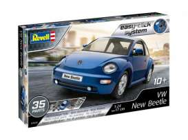 Volkswagen  - New Beetle  - 1:24 - Revell - Germany - 67643 - revell67643 | Toms Modelautos