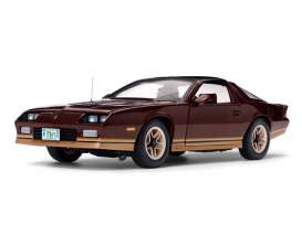 Chevrolet  - Camaro Z28 1985 copper - 1:18 - SunStar - 1950 - sun1950 | Toms Modelautos