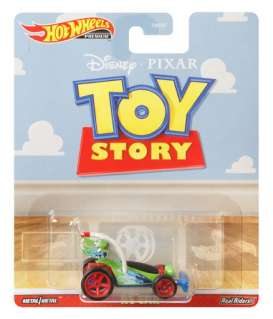 Toy Story  - RC Car green/red/blue - 1:64 - Hotwheels - GJR45 - hwmvGJR45 | Toms Modelautos