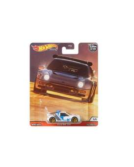 Ford  - RS 200 *Hill Climb* white/blue - 1:64 - Hotwheels - GJP91 - hwmvGJP91 | Toms Modelautos