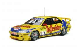 Peugeot  - 406 1997 yellow - 1:18 - OttOmobile Miniatures - OT324 - otto324 | Toms Modelautos