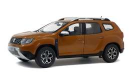 Dacia  - Duster orange - 1:18 - Solido - 1804601 - soli1804601 | Toms Modelautos