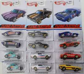 Assortment/ Mix  - various - 1:64 - Hotwheels - GRT22 - hwmvGRT22-979A | Tom's Modelauto's