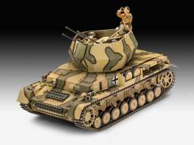 Military Vehicles  - 1:35 - Revell - Germany - 03266 - revell03296 | Toms Modelautos