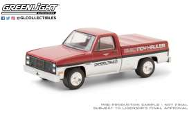GMC  - High Sierra 1985 red/white - 1:64 - GreenLight - 30202 - gl30202 | Toms Modelautos