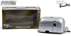 Airstream  - silver - 1:24 - GreenLight - 18460A - gl18460A | Toms Modelautos