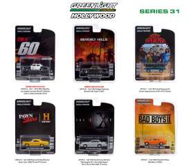 Assortment/ Mix  - various - 1:64 - GreenLight - 44910 - gl44910 | Toms Modelautos