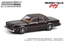 Dodge  - Diplomat 1982  - 1:64 - GreenLight - 44910B - gl44910B | Toms Modelautos